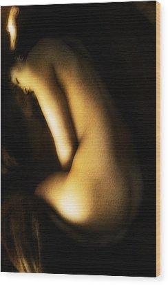 Pleasure Wood Print