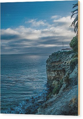 Point Fermin San Pedro Ca Wood Print