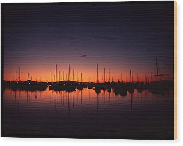 Point Loma Wood Print