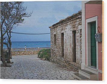 Porto Wood Print