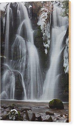 Posforth Gill Valley Of Desolation Wood Print