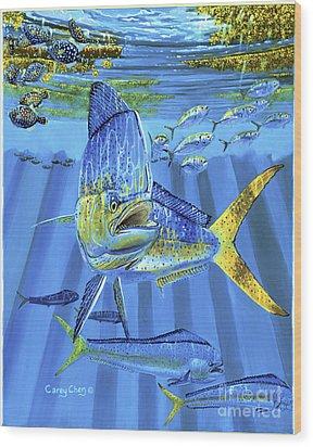 Predator Off0067 Wood Print by Carey Chen