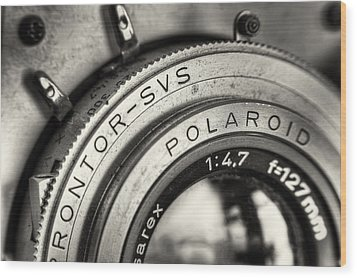 Prontor Svs Wood Print
