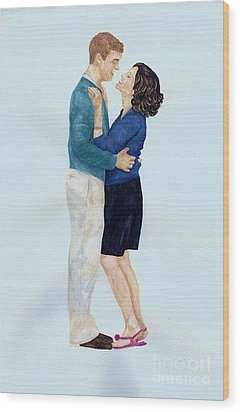 Proposal Wood Print