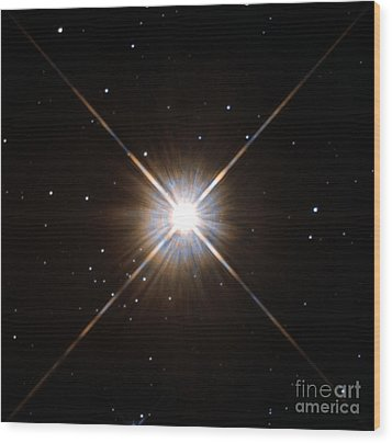 Proxima Centauri Wood Print by Science Source