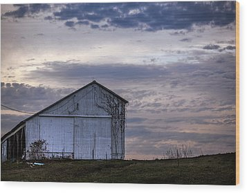 Wood Print featuring the photograph Pure Country by Sennie Pierson