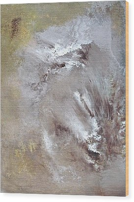 Quicksand V2 Wood Print