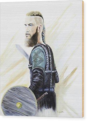 Ragnar Wood Print
