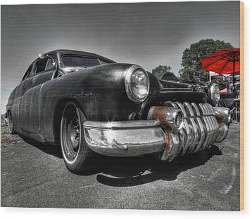 Rat Rod 51 Mercury 001 Photograph By Lance Vaughn