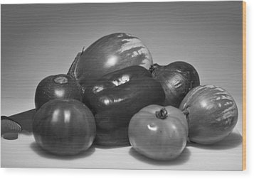 Wood Print featuring the photograph Ratatouille  by Ricky L Jones