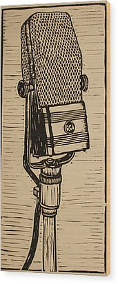 Rca 44 Wood Print by William Cauthern