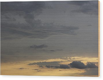 Reach For The Sky 20 Wood Print by Mike McGlothlen