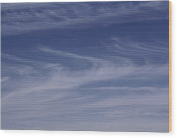 Reach For The Sky 26 Wood Print by Mike McGlothlen