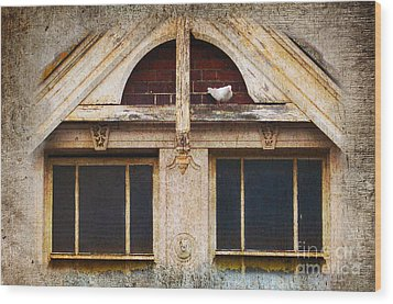 Wood Print featuring the photograph Ready To Nest by Cynthia Lagoudakis