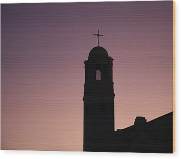 Wood Print featuring the photograph Religion by Nathan Rupert