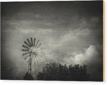 Return Wood Print by Taylan Apukovska