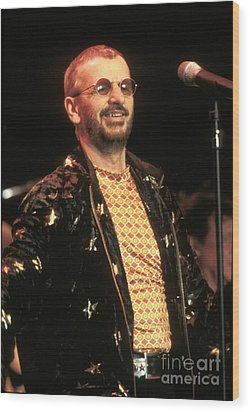 Ringo Starr And His All Starr Band Wood Print
