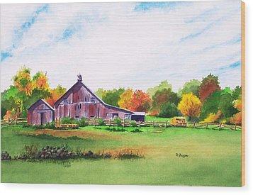 Rip Manning's Barn Wood Print