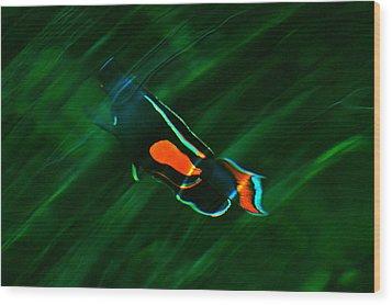 Ripples In The Water Wood Print by Lehua Pekelo-Stearns