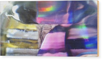Wood Print featuring the photograph Road To Another Dimension by Martin Howard