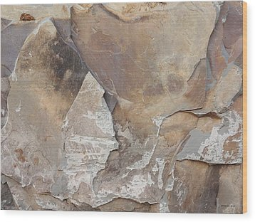 Wood Print featuring the photograph Rocky Edges by Jason Williamson