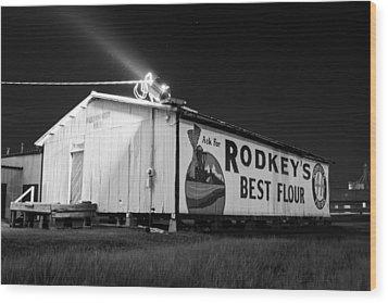 Rodkey's Best Wood Print