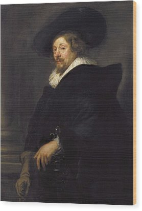 Rubens, Peter Paul 1577-1640 Wood Print by Everett