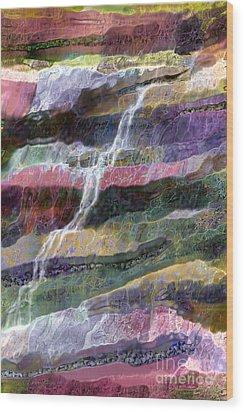 Sacred Spring Wood Print