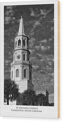 Saint Michaels Church Wood Print