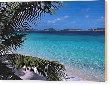 Saloman Beach - St. John Wood Print