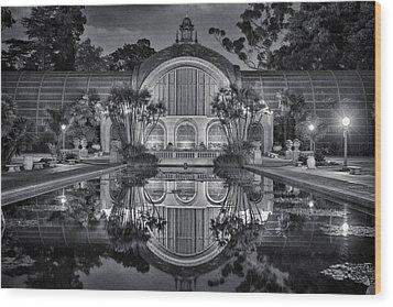 San Diego Botanical Garden Wood Print