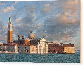 San Giorgio Island Wood Print