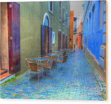 San Juan Alley Photograph By Debbi Granruth