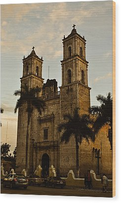 San Servacio O Gervasio Wood Print by BandC  Photography