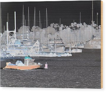 Santa Barbara 1 Wood Print