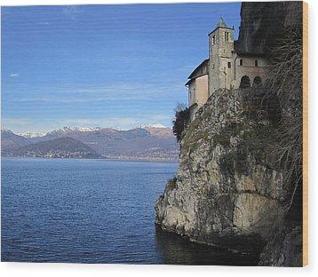 Santa Caterina - Lago Maggiore Wood Print