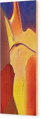 Scandalous Surprises Wood Print by Omaste Witkowski
