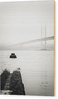 Scottish Transport Wood Print