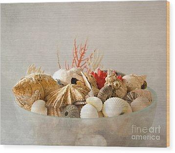 Sea Life IIi Wood Print
