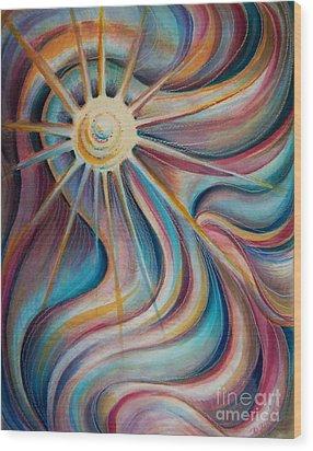 Sedona Charm Wood Print
