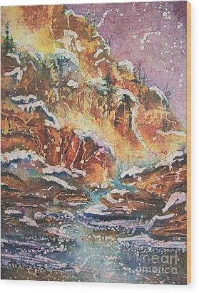 Sedona Magic Wood Print