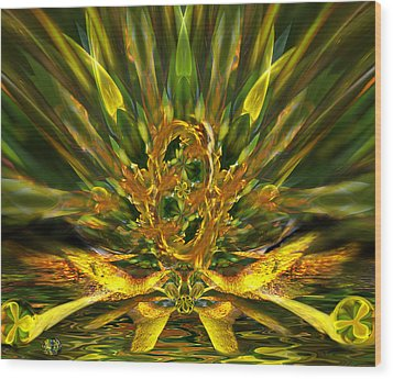 September 13th 2012 Wood Print