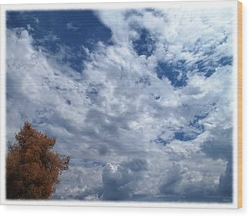 September Afternoon Wood Print by Glenn McCarthy Art and Photography