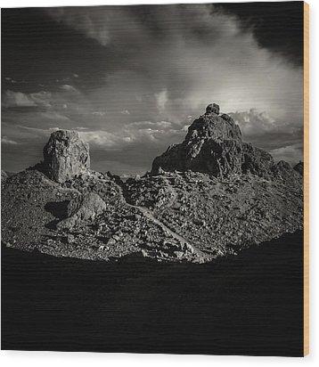 September Sundown IIi Wood Print