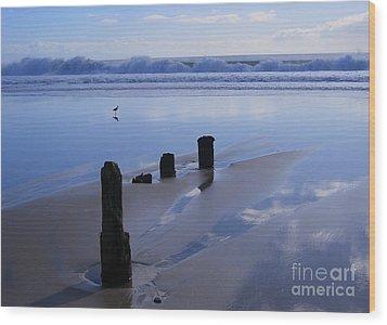 Serenity 1 Wood Print