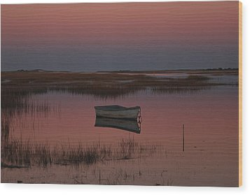 Wood Print featuring the photograph Serenity by Amazing Jules