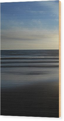 Serenity - Sauble Beach Wood Print