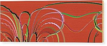 Serpentine Wood Print by Ben and Raisa Gertsberg