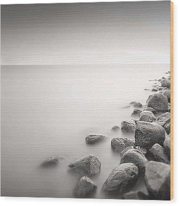 Silence II Wood Print