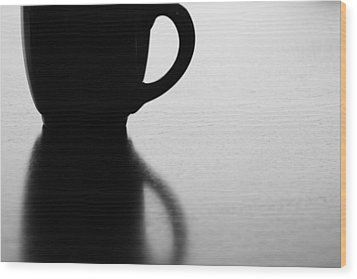 Wood Print featuring the photograph Silhouette by Lisa Parrish